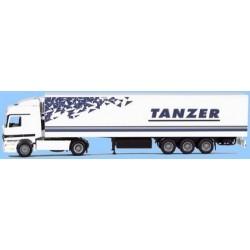 MB Actros L + semi-rqe frigo Tanzer (A)
