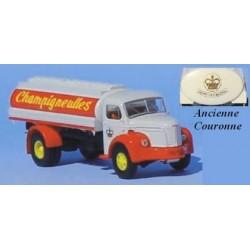 Berliet GLR 8 camion citerne Champigneulles (ancienne couronne)