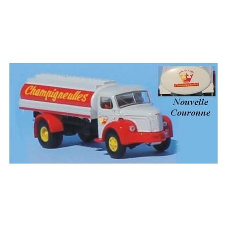 Berliet GLR 8 camion citerne Champigneulles (nouvelle couronne)