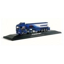 Scania R HL + semi-remorque citerne Albrecht PC