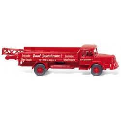 """Krupp Titan camion & Charge bras treillis de grue """"Rosenkranz"""""""