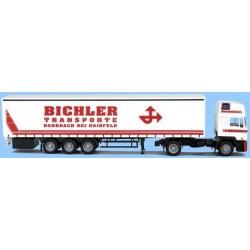 Steyr F2000 Commander + semi-rqe tautliner Bichler Transporte