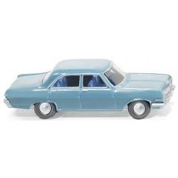 Opel Kapitän berline 1964 bleu ciel