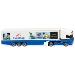 Scania R TL 04 + semi-rqe frigo Heiploeg (NL)