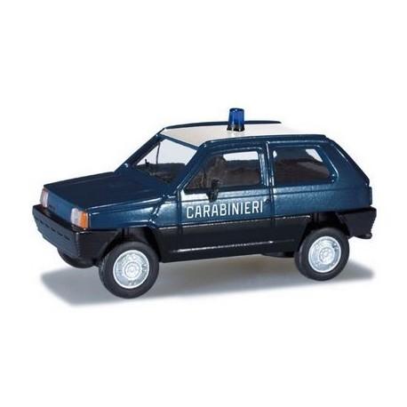 Fiat Panda Carabinieri (Police Italienne)