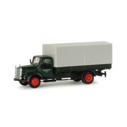 MB L 311 camion bâché Freund