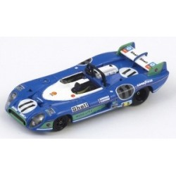 Matra Simca MS 670 n°11 - Vainqueur Le Mans 73
