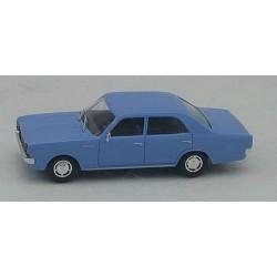Opel Rekord C berline 1967 bleu ciel