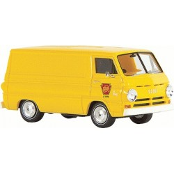 "Dodge A-100 fourgon jaune ""Pennsylvania RR"""