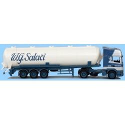 Scania 4er TL + semi-rqe silo W.G. Salari (NL)
