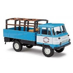 """Robur LO 2002 A camion à ridelles & Chgt """"Zirkus Busch"""""""