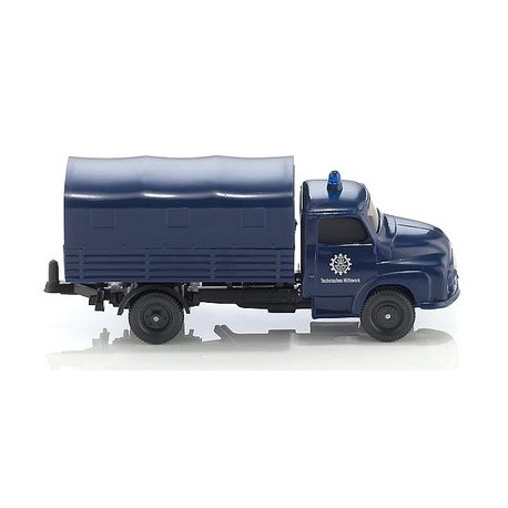 Ford FK 2500 camion bâché THW