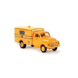Opel Blitz camion fourgon Poste danoise