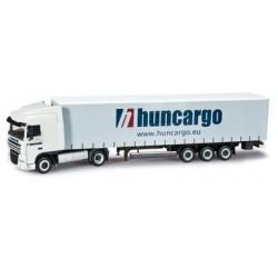 """Daf XF 105 SC + semi-rqe tautliner """"Huncargo"""" (Hongrie)"""