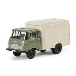 Robur LO 2500 camion fourgon (vert kaki)