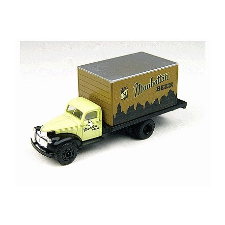 """Chevy '41/46 camion Pte caisse """"Manhattan Beer"""""""
