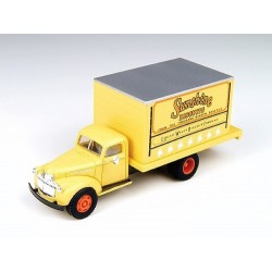 "Chevy '41/46 camion Pte caisse isotherme ""Sunschin Biscuits"""