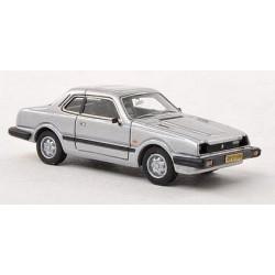 Honda Prélude MK I gris métallisé 1981
