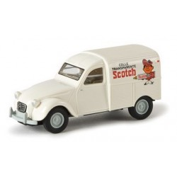 "Citroen 2cv fourgonnette ""Colle Scotch"""