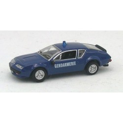 Alpine Renault A 310 Gendarmerie Nationale