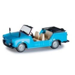Trabant Kübelwagen (avec bâche) bleu