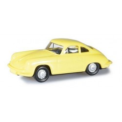 Porsche 356 coupé jaune (Magic)