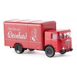 "Büssing Commodore camion fourgon ""Deinhard"""