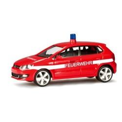 """VW Polo 4 portes """"Fw Frankfurt"""""""