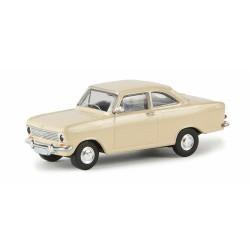 Opel Kadett A coupé 1962 crème