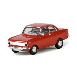 Opel Kadett A coupé 1962 rouge