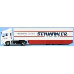 MAN TGA LX + semi-rqe Safeliner Schimmler