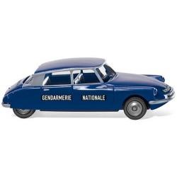 Citroen ID 19 berline 1957 Gendarmerie Nationale (France)