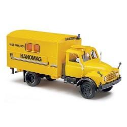 "Hanomag AL fourgon 1958 ""Messewagen"""