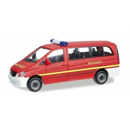 "MB Vito minibus ""Fw Notartz"""