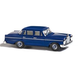 MB W111 berline 1959 bleu foncé