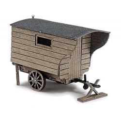 Cabane pour berger (en bois)