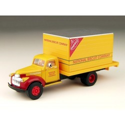 "Chevy '41/46 camion Pte caisse ""Nabisco"""