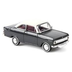 Opel Kadett A coupé 1962 gris foncé Tt blanc