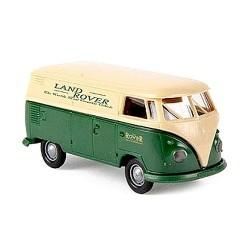 """VW T1b Combi tôlé """"Land Rover"""""""