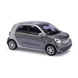 Smart Forfour 2014 gris foncé métallisé