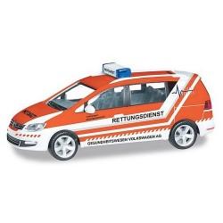 """VW Sharan II """"Rettungdienst"""" (Sce de secours)"""
