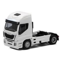 Iveco Stralis Euro 6 tracteur solo blanc sans déflecteur
