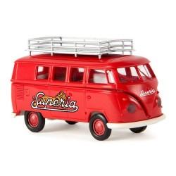 """VW T1b Combi minibus """"Superia"""" avec galerie"""