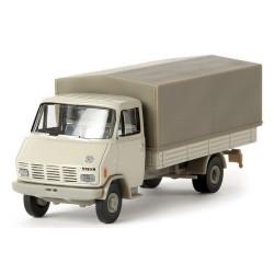 Steyr 590 camion bâché gris silex