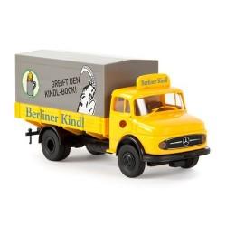 "MB L 322 camion bâché ""Berliner Kindel"""