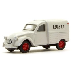 "Citroen 2cv fourgonnette ""Régie T.T."" (B)"