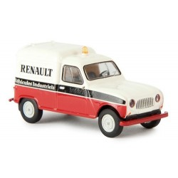 """Renault F4 fourgonnette 1961 """"Renault Véhicules Industriels"""""""