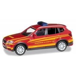 """BMW X3 Feuerwehr """"Vaterstetten"""""""