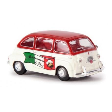 """Fiat Multipla 1956 """"Ristorante Di Toni"""""""
