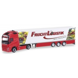 """Volvo FH XL '13 + semi-rqe frigo """"Fruchtlogistik Taglieber"""""""